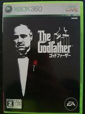 The Godfather Japanese Xbox 360