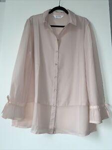 Avon Pink Shirt Size 18 BNWOT