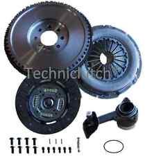 Ford Mondeo 5-gang Mk3 TDCI Dual auf Solides Schwungrad, Kupplung und Csc Brg ,
