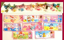 *KINDER - SET COMPLETO HELLO KITTY FF 325 a FF 332