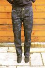jeans imprimé M& FRANCOIS GIRBAUD first boyfriend T 27 (36-38) NEUF ÉTIQUETTE