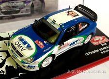 1/43 CITROEN XSARA WRC STOHL 2005 RALLY MONTECARLO  IXO ALTAYA