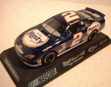 qq H 2374   SUPERSLOT FORD TAURUS  RUSTY WALLACE # 2 NASCAR - Scalextric UK -