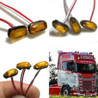For Tamiya 1/14 Scania R620 56323 R730 RC Truck 2 / 3pcs LED Signal Light Lamp