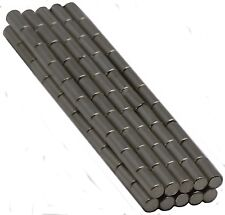 "1/16"" x 1/8"" Cylinders - Neodymium Rare Earth Magnet, Grade N48"