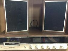 Vintage Coronado Am/Fm Stereo Receiver with 8 Track Tape Player