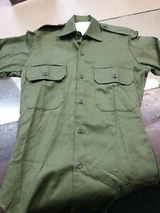 Genuine Ex-Australian Army Shirt - 100% Cotton