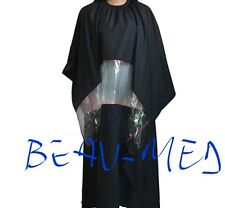 Hair Cutting Cape Pro Salon Hairdressing Hairdresser Gown Barbers Cloth Adult