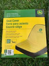 GENUINE JOHN DEERE SEAT COVER MEDIUM D125, D130, D140, E120, E130, E130
