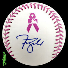 TREY BALL AUTOGRAPHED SIGNED RAWLINGS MOTHER'S DAY BASEBALL BALL RED SOX COA