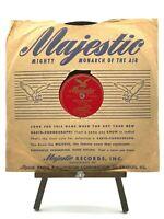 Majestic Louis Prima 78 RPM - Sing Sing Sing / Chinatown, My Chinatown - Shellac