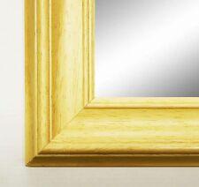 Deko-Spiegel im Vintage -/Retro-Stil aus Holz für den Flur/die Diele