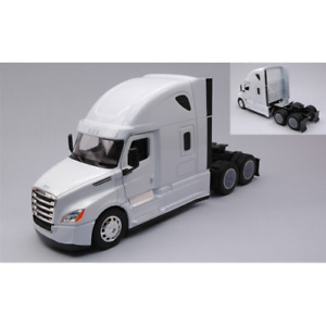 FREIGHTLINER CASCADIA WHITE 1:32 Welly Camion Die Cast Modellino