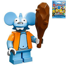 LEGO 71005 MINIFIGURES THE SIMPSONS #13 Itchy