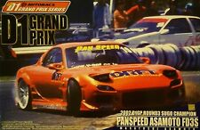 Aoshima 1/24 Scale D1 Grand Prix Series Pan Speed Shallow this Mazda RX-7 FD3S