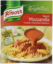 7 x Knorr Spaghetteria tomato mozzarella sauce New from Germany