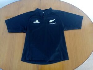 New Zealand Rugby Shirt Small Size S 2005 2006 Adidas All Blacks