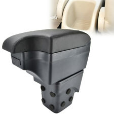 For Ford Focus 2005-2011 Armrest 2006 2008 MK2 Car Leather New Styling Console