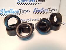 8 pneus Urethane Slotcar Auto Art 1/24 Citroen