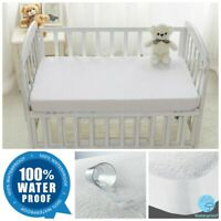 Travel Cot Baby Mattress 100 x 70 95 x 65 cm Thick More Comfy Made in England