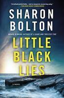 Little Black Lies Hardcover Sharon Bolton