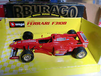 BURAGO 1/24 - FERRARI F 310 B 1997 - MADE IN ITALY cod. 6502
