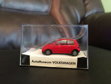 AMW Automodelle 1/87 HO Red Volkswagen Hatchback Car MIB!!