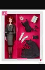 BARBIE SIGNATURE 2020 Doll The BEST Look Gift set FASHION Robert Best SILKSTONE