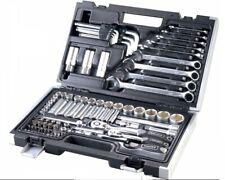 Kit valigetta attrezzi chiavi in pollici Rothewald 92pezzi HARLEY Norton Triumph