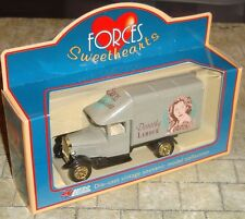 LLEDO - 1935 MORRIS PARCELS VAN - FORCES SWEETHEARTS - DOROTHY LAMOUR - BOXED