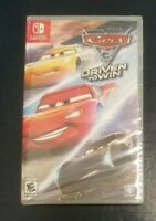 2017 NINTENDO SWITCH CARS 3 DRIVEN TO WIN (BRAND NEW)