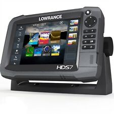 LOWRANCE HDS-7 GEN3 tactile-Chirp GPS/Max-avec totalscan