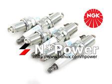 NGK IRIDIUM SPARK PLUG SET 6 FOR VW GOLF R32 MK4 MK5 04-10 3.2L BML BUB VR6 24V