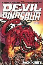 Devil Dinosaur & Moon Boy The Complete Collection by Jack Kirby 2014 TPB Marvel
