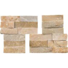 Msi Golden Honey Ledger Corner 6 in. x 6 in. x 6 in. Natural Quartzite Wall Tile