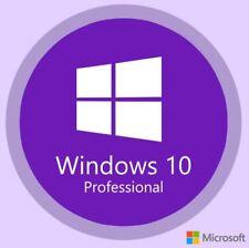 WINDOWS 10 PRO 64 bit licence OEM