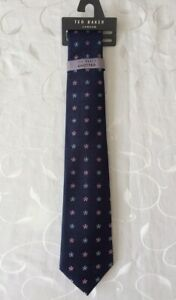 Ted Baker Knotted Men's  100% Silk Tie