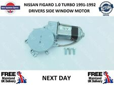 COMPATIBLE WITH NISSAN FIGARO OFFSIDE DRIVER SIDE WINDOW MOTOR Next Day Delivery