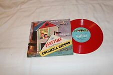 "Floyd Sherman 7"" Color Vinyl Record & Picture Sleeve-NOW THE DAY IS OVER/JESUS C"