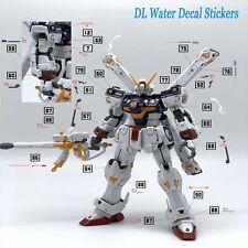 For Bandai RG 1/144SNRI XM-X1 Crossbone Gundam X1 Water Decal Stickers DIY Model