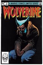 WOLVERINE #3 (NM-) Frank Miller Art! Appearance of the HAND! 1982 High Grade!