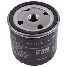 MANN-FILTER WK712/2 Kraftstofffilter