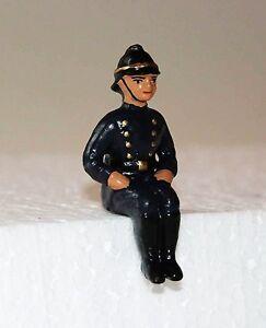 Feuerwehrmann für Schuco Elektro Construction Feuerwehr 6080