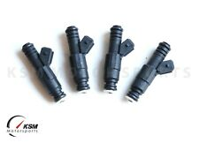 4x 1200cc 114lb Bosch EV1 Fuel Injectors Ford BMW VW Audi 1.8T Turbo 2.3L E85