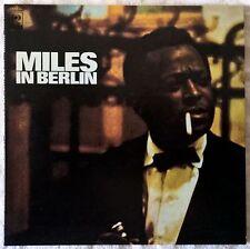 MILES DAVIS IN BERLIN JAPAN CD PAPERSLEEVE MINI LP