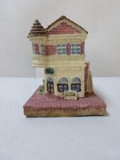 The Americana Collection Liberty Falls Clark Dubis Bank & Mint Building Ah12 Euc