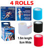 KT 1ST +AID Sports Kinesiology Tape Elastic Physio Muscle Strain Support Injury