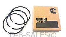 New STD Standard Piston Ring Set Dodge Cummins 89-98 12V 3.9 5.9 4BT 6BT Diesel