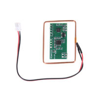 UART 125Khz EM4100 RFID Card Key ID Reader RF Module RDM6300 For Arduino WL
