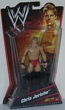 WWE FIGURE CHRIS JERICHO MATTEL SERIES 3 WRESTLING ACTION TOY Y2J